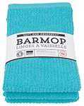Bali Blue Barmops <br> Set of 3
