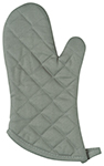 London Grey Mitt