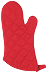 Red Superior Oven Mitt
