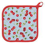 Cherries Potholder