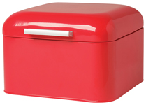 Red Bakery Box