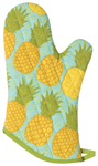Pineapples Oven Mitt