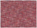 Medley Placemat Red