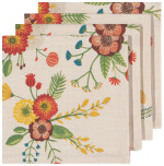 Goldenbloom Napkins <br> Set of 4