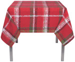 Festive Forest Tablecloth <br> 60 x 60 inch