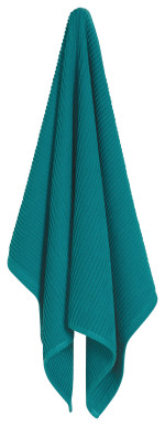 Peacock Ripple Dishtowel
