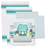 Good Clean Fun Kitchen Set Teal
