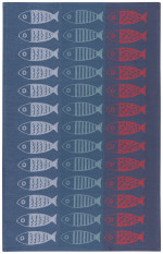 Little Fish Dishtowel