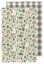Wild & Free Dishtowels <br> Set of 2