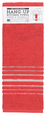 Red Hang-Up Towel Teatowel