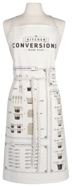 Kitchen Conversions Apron
