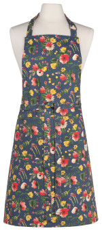 Midnight Garden Apron