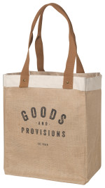 Goods and Provisions Market Tote