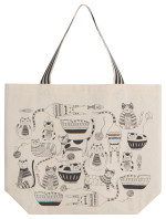 Purr Party  Tote Bag