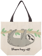 Sybil Sloth Tote Bag