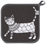 Purr Party Potholder