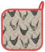 Chicken Scratch Potholder