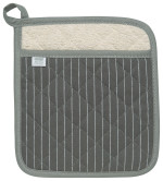 Pinstripe Granite Superior Potholder