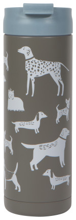 Dog Days Roam Travel Mug