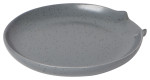Spoon Rest Reactive Glaze Gray
