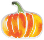 Pumpkin Shaped Dish