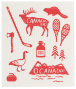 Ecologie Swedish Sponge Cloth O Canada