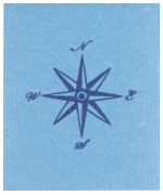 Ecologie Swedish Sponge Cloth Compass