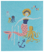 Ecologie Swedish Sponge Cloth Mermaids