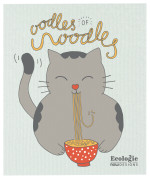 Oodles of Noodles Ecologie Swedish Sponge Cloth