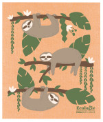 Sybil Sloth Ecologie Swedish Sponge Cloth