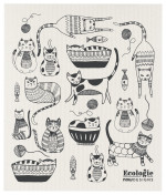 Purr Party Ecologie Swedish Sponge Cloth