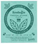 Green Love Ecologie Swedish Sponge Cloth