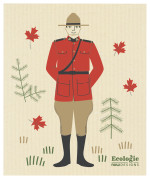Mountie Ecologie Swedish Sponge Cloth