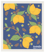 Provencal Lemons Ecologie Swedish Sponge Cloth