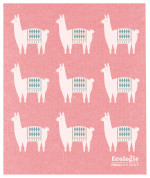 Lupe Llama Ecologie Swedish Sponge Cloth