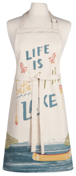 Lake Life Chef Apron