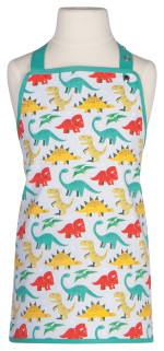 Dandy Dinos Kid's Apron