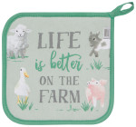 Farmhouse Potholder