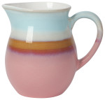 Aurora Reactive Glaze Pitcher