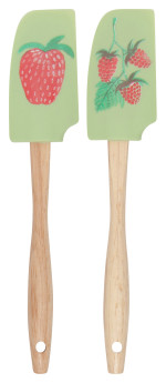 Berry Patch Mini Spatula Set of 2