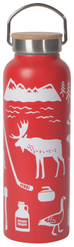 O Canada Roam Water Bottle