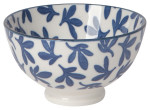 Stamped Bowl 4inch Floral