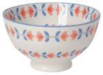 Stamped Bowl 4inch Tulip