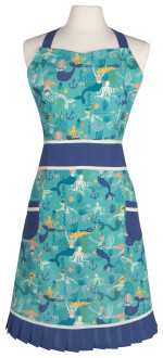 Mermaids Betty Apron