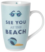 See You At The Beach Mug