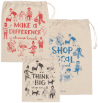 Shop Local Produce Bag Sets <br> Set of 3