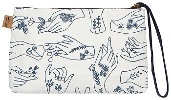 Show Of Hands Paper Pouch