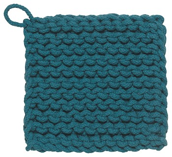 Parker Potholder Blue