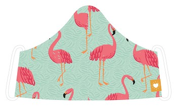 Junior Mask Flamingo