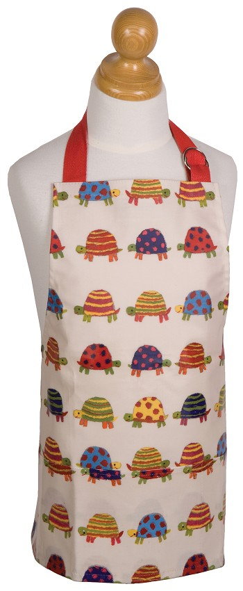 Tiny Tortoise Kid's Apron